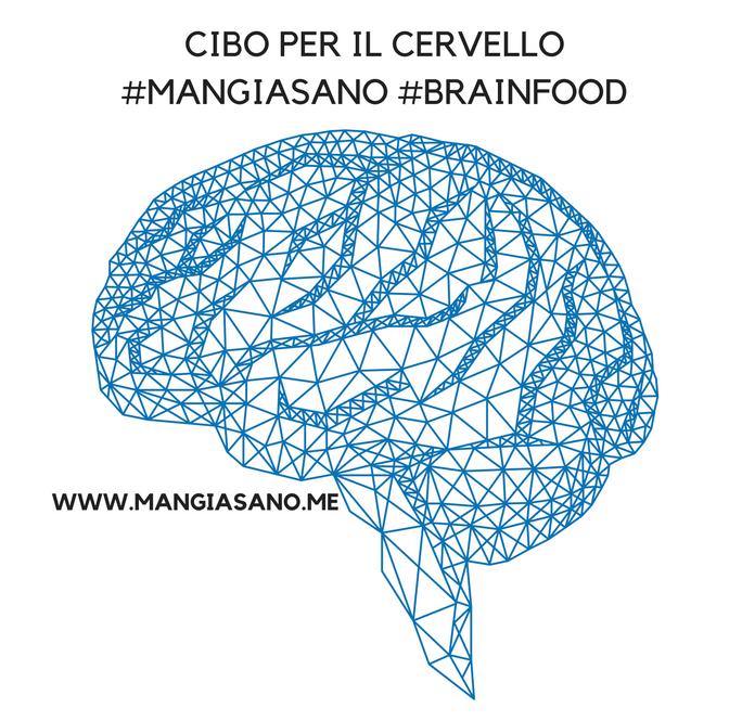 Cibo e salute del cervello: #brainfood