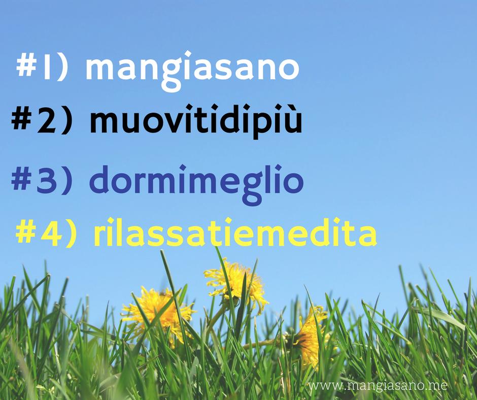 #mangiasano