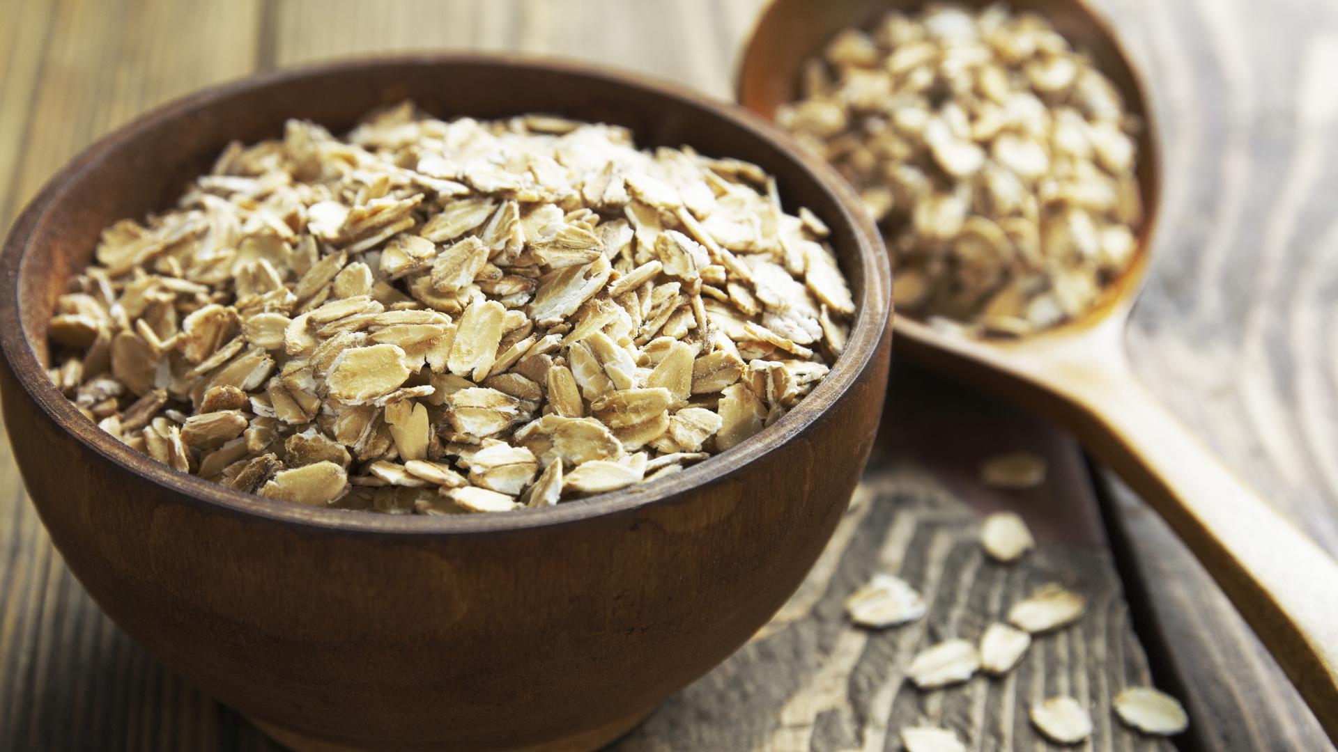 la farina davena in scaglie serve a perdere peso